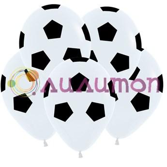 Воздушные шары 'футбол'