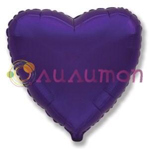 'Фиолетовое сердце' 65 см
