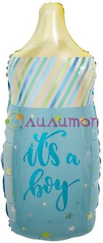 """Фольгированный шар """"Бутылочка для малыша"""" - фото 10429"""