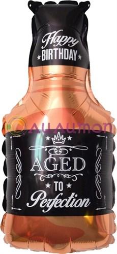Фольгированный шар 'Бутылка Виски'