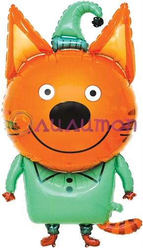 Фольгированный шар фигура 'Три кота 'Компот'