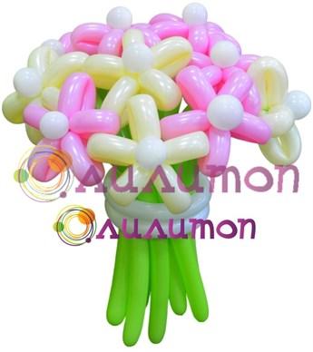 """Цветы из шаров """"Бабочка"""" - фото 4262"""