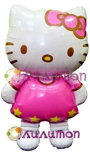 Ходячий шар 'Hello Kitty'