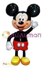 Ходячий шар 'Микки Маус'