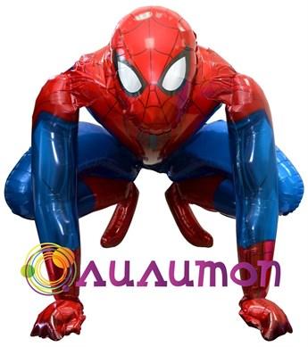 Ходячий шар 'Человек-паук'