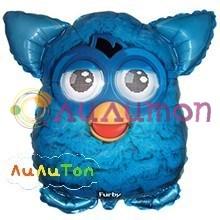 Фольгированный шар 'Фёрби мальчик'