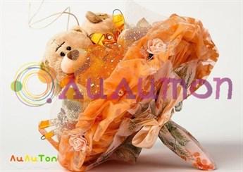 """Букет из игрушек """"Искры радости"""" - фото 4578"""