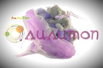 Букет из игрушек 'Виолетта'