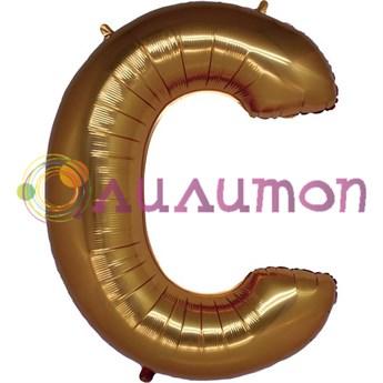 Фольгированный шар 'Буква С'