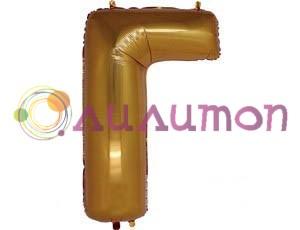 Фольгированный шар 'Буква Г'