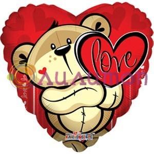 Фольгированный шар 'Сердце'