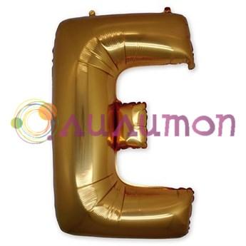 Фольгированный шар 'Буква Е'