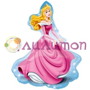 Ходячий шар 'Спящая красавица'