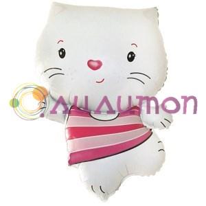 Фольгированный шар Hello Kitty (Китти) - фото 5056