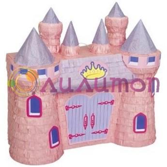 """Пиньята """"Замок принцессы"""" - фото 5057"""
