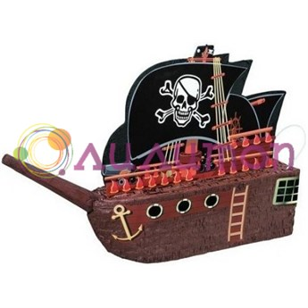 "Пиньята ""Пиратский корабль"" - фото 5060"
