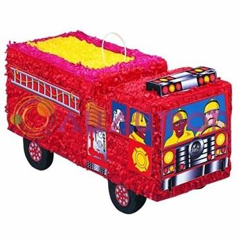 Пиньята 'Пожарная машина'