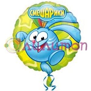 """Фольгированный шар """"Крош"""" - фото 5109"""