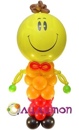 Мальчик из шаров