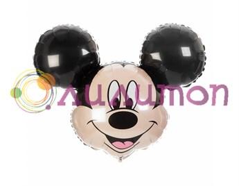 Фольгированный шар 'Микки Маус'