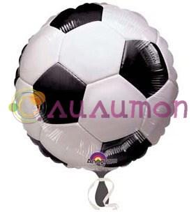 """Фольгированный шар """"Футбольный мяч"""" - фото 5445"""