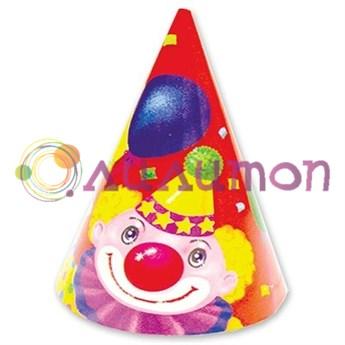 Колпак 'Клоун с шарами'