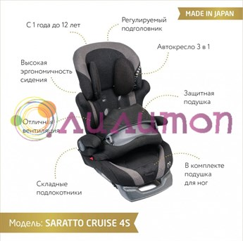 Saratto Cruise 4S