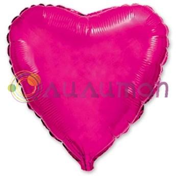 'Розовое сердце' 65 см