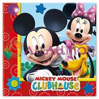 """Салфетки """"Микки Маус и его друзья"""" - фото 7783"""