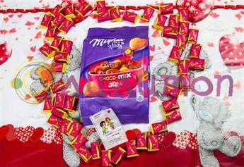 Шоколадный микс 'Milka'