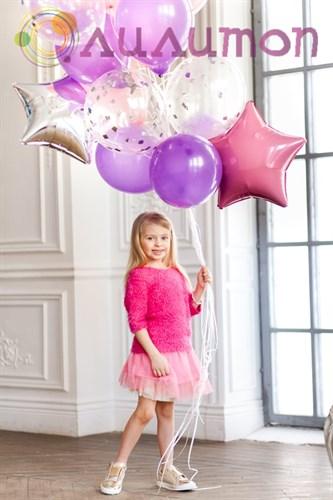 Букет из воздушных шаров 'Светлые мечты'