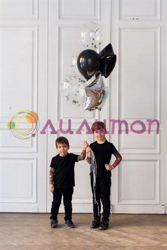 Букет из воздушных шаров 'Король вечеринки'