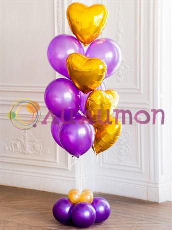 Букет из воздушных шаров 'Чарующий каприз'
