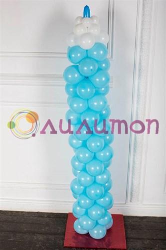Карандаши из шаров