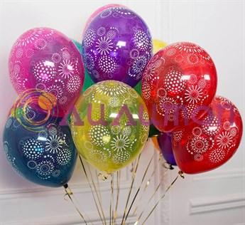 Воздушные шары 'Салют'