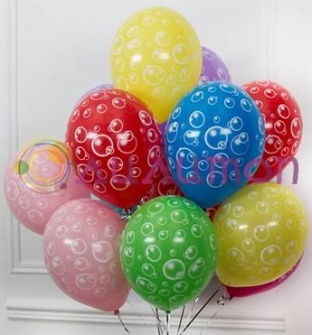 Воздушные шары 'Мыльные пузыри'