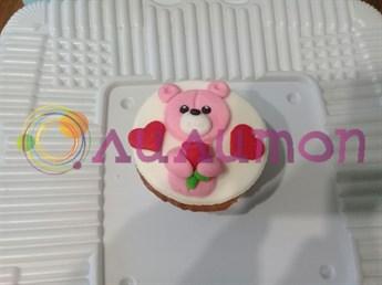 Капкейки 'Сладкий мишка'