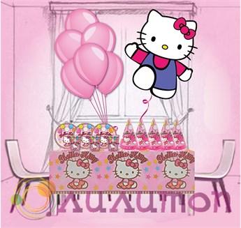 Набор из шаров  Хелло Китти (Hello Kitty) Сет №2