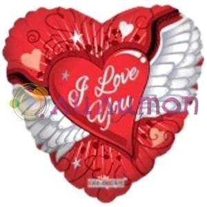 'Крылья любви' 45см