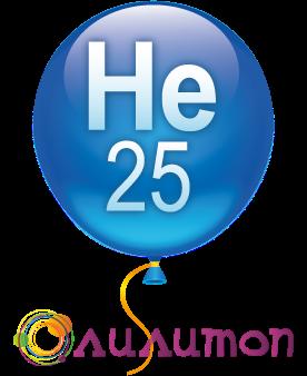 Гелий 25 литров