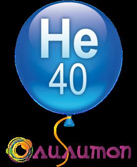 Гелий 40 литров