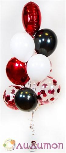 Букет из шаров 'Любовь'