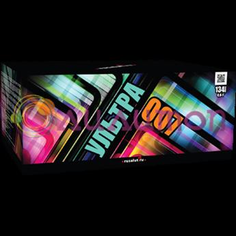 Батарея салютов 'Ультра 007'