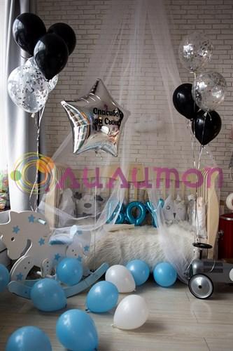 Набор шаров 'Для мальчика'