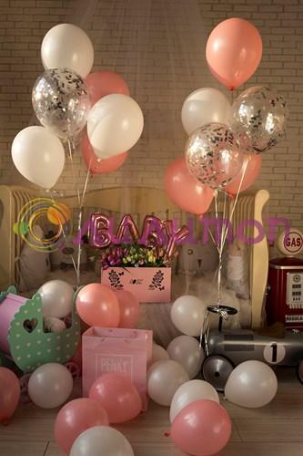 Набор шаров 'Для девочки'