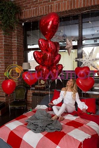 Набор шаров 'Для влюбленных'