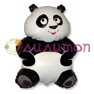 'Фольгированный шар Панда' 84 см