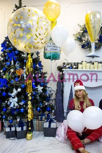Набор шаров 'Новогодние искры'