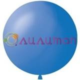 Большой синий шар 80 см