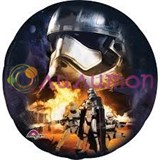"""Фольгированный шар """"Звездные войны"""""""